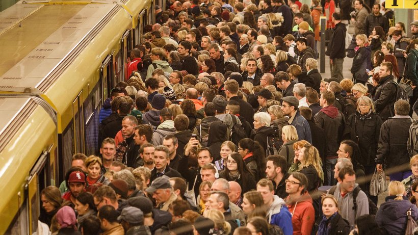 Steigende Fahrgastzahlen | Berliner Morgenpost