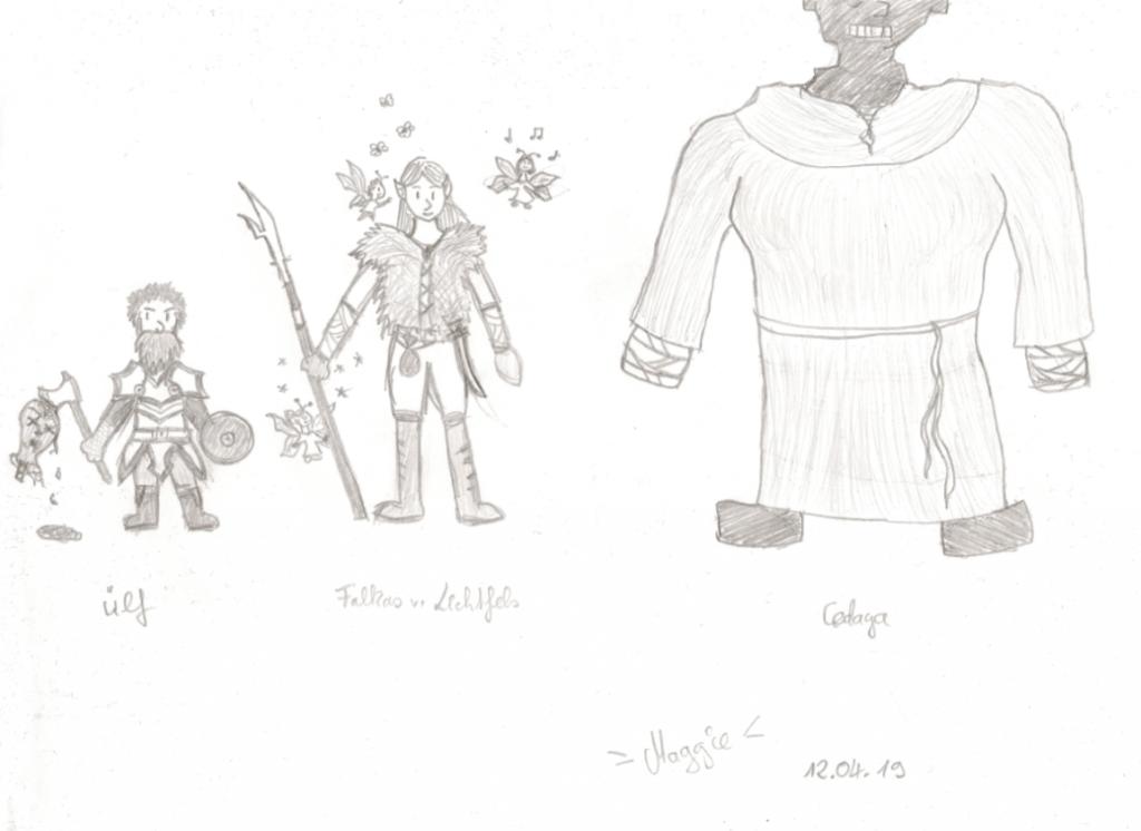 RPG Gruppe